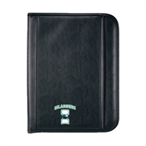 Insight Black Calculator Padfolio-Islanders w/I