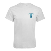 White T Shirt-Islanders w/I