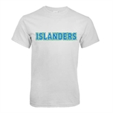 White T Shirt-Islanders