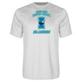 Performance White Tee-Texas A&M Corpus Christi Islanders
