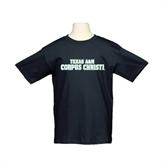 Youth Black T Shirt-Texas A&M Corpus Christi