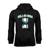 Black Fleece Hood-Islanders w/I