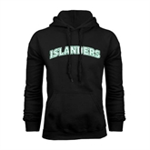 Black Fleece Hood-Arched Islanders