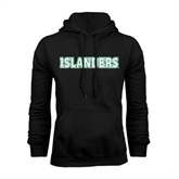Black Fleece Hood-Islanders