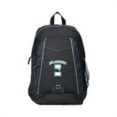 Impulse Black Backpack-Islanders w/I