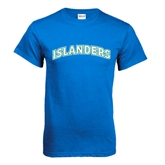 Royal T Shirt-Arched Islanders