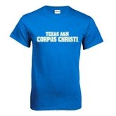 Royal T Shirt-Texas A&M Corpus Christi
