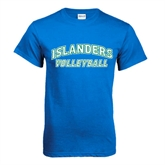 Royal T Shirt-Volleyball