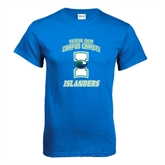 Royal T Shirt-Texas A&M Corpus Christi Islanders