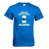 Royal T Shirt-Texas A&M Corpus Christi Islanders
