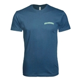 Next Level SoftStyle Indigo Blue T Shirt-Arched Islanders