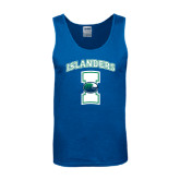 Royal Tank Top-Islanders w/I