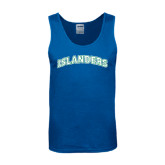 Royal Tank Top-Arched Islanders