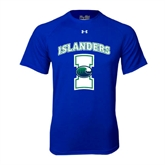 Under Armour Royal Tech Tee-Islanders w/I