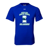 Under Armour Royal Tech Tee-Texas A&M Corpus Christi Islanders