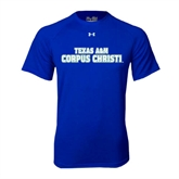 Under Armour Royal Tech Tee-Texas A&M Corpus Christi