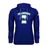 Adidas Climawarm Royal Team Issue Hoodie-Islanders w/I