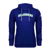 Adidas Climawarm Royal Team Issue Hoodie-Arched Islanders