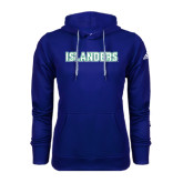 Adidas Climawarm Royal Team Issue Hoodie-Islanders