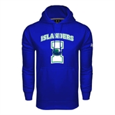 Under Armour Royal Performance Sweats Team Hoodie-Islanders w/I