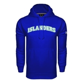 Under Armour Royal Performance Sweats Team Hoodie-Arched Islanders