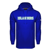 Under Armour Royal Performance Sweats Team Hoodie-Islanders