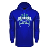 Under Armour Royal Performance Sweats Team Hoodie-Islanders Basketball