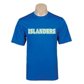 Syntrel Performance Royal Tee-Islanders