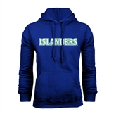 Royal Fleece Hoodie-Islanders