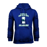 Royal Fleece Hoodie-Texas A&M Corpus Christi Islanders