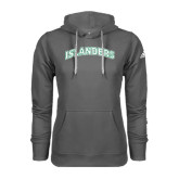 Adidas Climawarm Charcoal Team Issue Hoodie-Arched Islanders