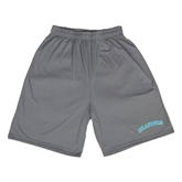 Performance Steel 9 Inch Length Shorts-Arched Islanders