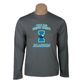 Performance Steel Longsleeve Shirt-Texas A&M Corpus Christi Islanders
