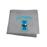 Grey Sweatshirt Blanket-Islanders w/I