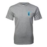 Grey T Shirt-Islanders w/I