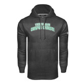 Under Armour Carbon Performance Sweats Team Hoodie-Arched Texas A&M Corpus Christi