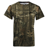 Realtree Camo T Shirt-Arched Texas A&M Corpus Christi