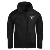 Black Charger Jacket-Islanders w/I