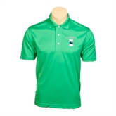 Kelly Green Dry Mesh Polo-Islanders w/I