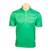 Kelly Green Dry Mesh Polo-Arched Islanders