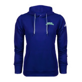 Adidas Climawarm Royal Team Issue Hoodie-Arched Texas A&M Corpus Christi