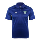 Adidas Climalite Royal Jaquard Select Polo-Islanders w/I