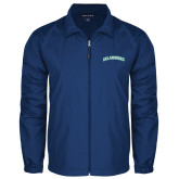 Full Zip Royal Wind Jacket-Arched Islanders