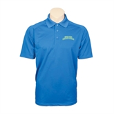 Royal Textured Saddle Shoulder Polo-Arched Texas A&M Corpus Christi
