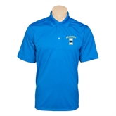 Royal Mini Stripe Polo-Islanders w/I