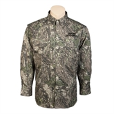 Camo Long Sleeve Performance Fishing Shirt-Arched Texas A&M Corpus Christi