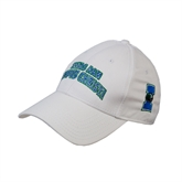 White OttoFlex Unstructured Low Profile Hat-Arched Texas A&M Corpus Christi