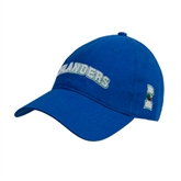 Royal Twill Unstructured Low Profile Hat-Arched Islanders