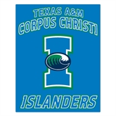 Extra Large Magnet-Texas A&M Corpus Christi Islanders, 18 in H