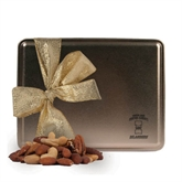 Deluxe Nut Medley Gold Large Tin-Texas A&M Corpus Christi Islanders Engraved